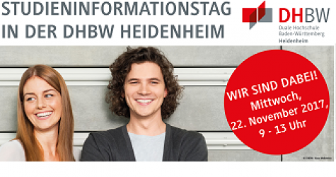 DHBW Studieninformationstag 2017