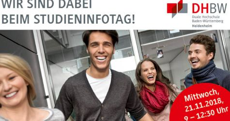 DHBW Studieninformationstag 2018